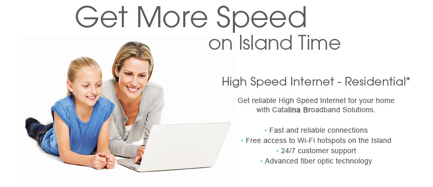 Experience the difference our fiber optic